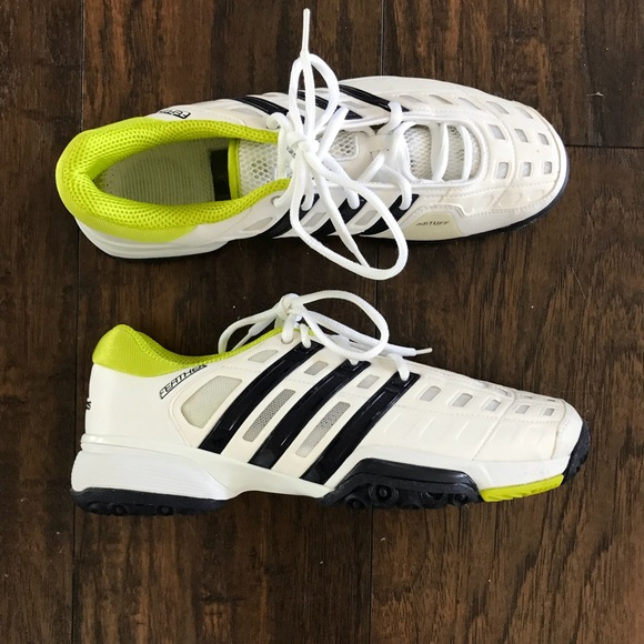 Men's Adidas Feather 4 Tennis Shoes